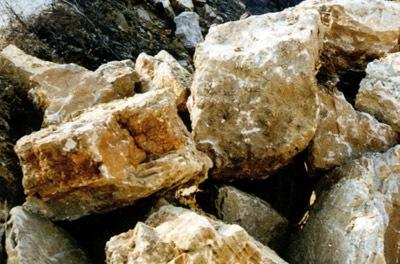 pietra di credaro sassi decorativi