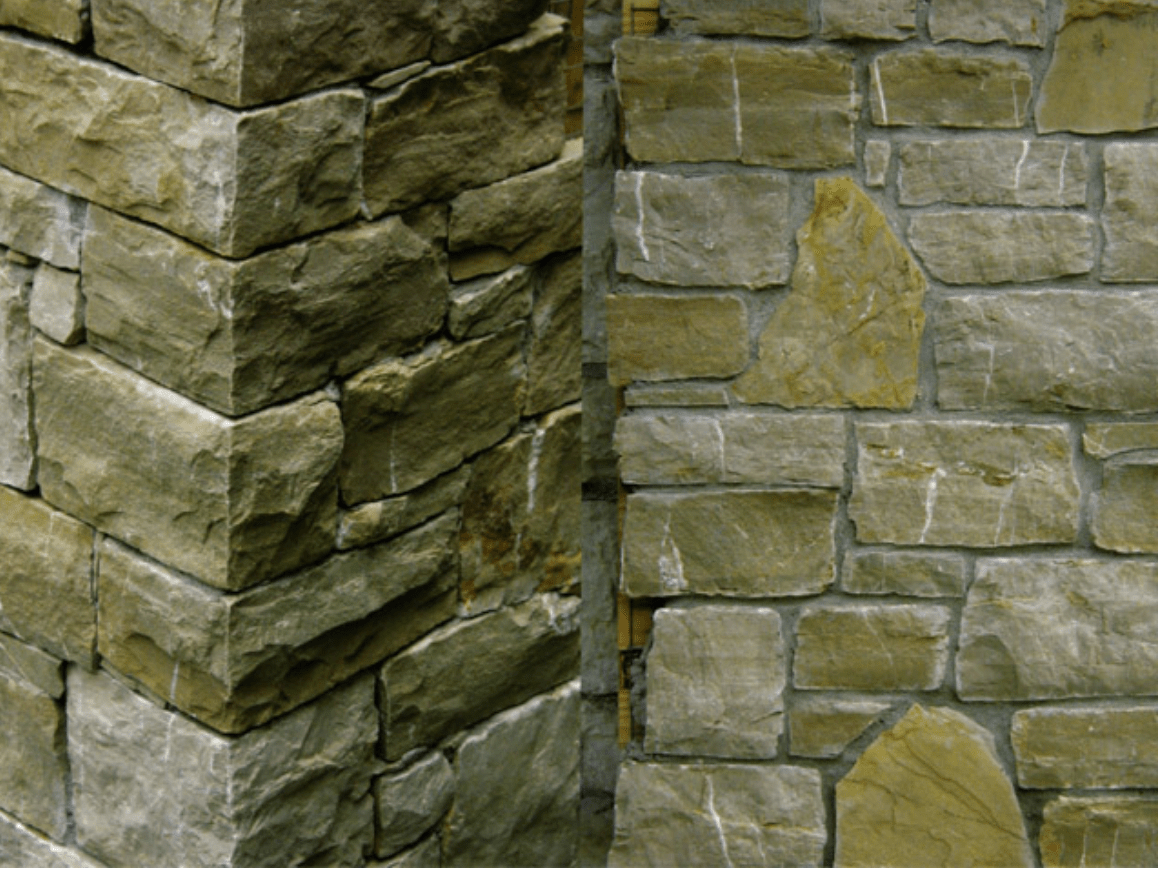 pietra di credaro segata muro